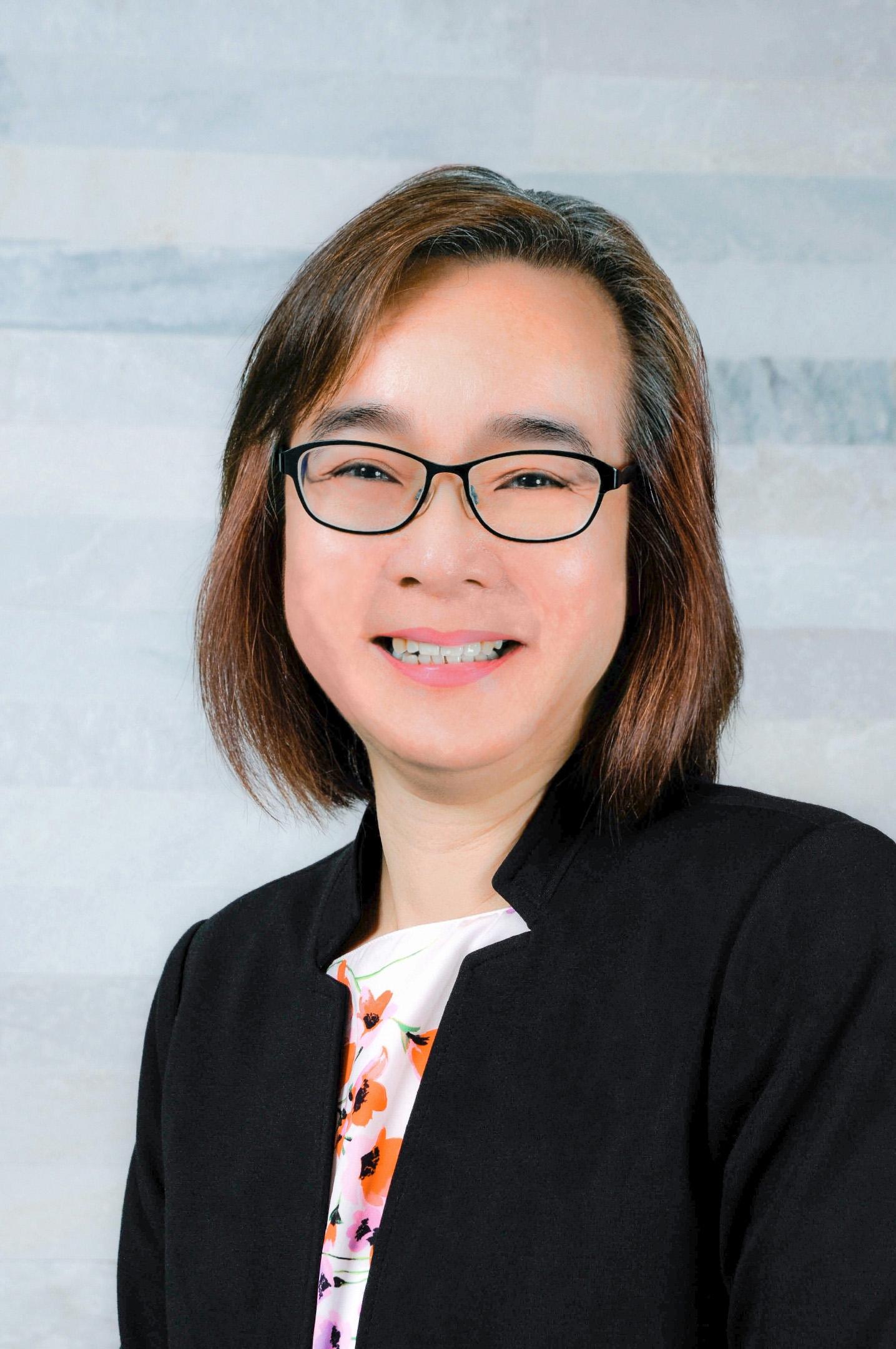 Chief Administrative Officer - Karen Jung