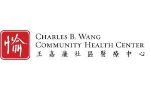 Charles B. Wang Health Center Logo