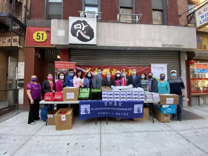 CAIPA Foundation Donated Medical Supplies