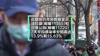 Infection Rate Exceeded 15% in Chinese Community