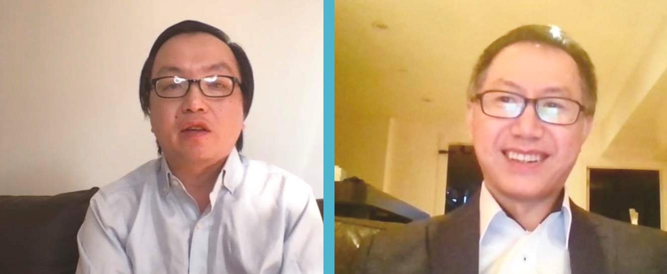 Dr. Paul Lee and Dr. Raymond Li Remind Us Not to Stop Social Distancing