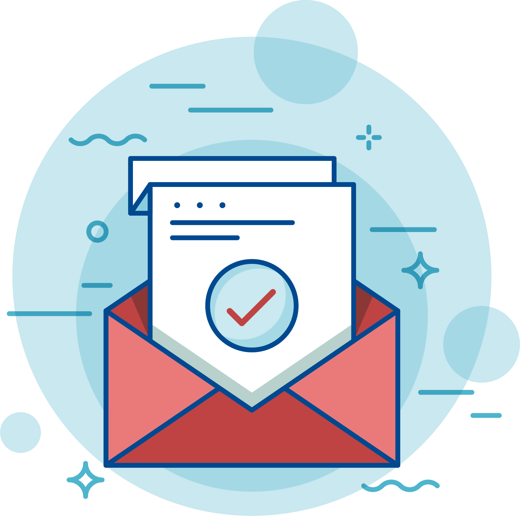 Email Confirmation Icon