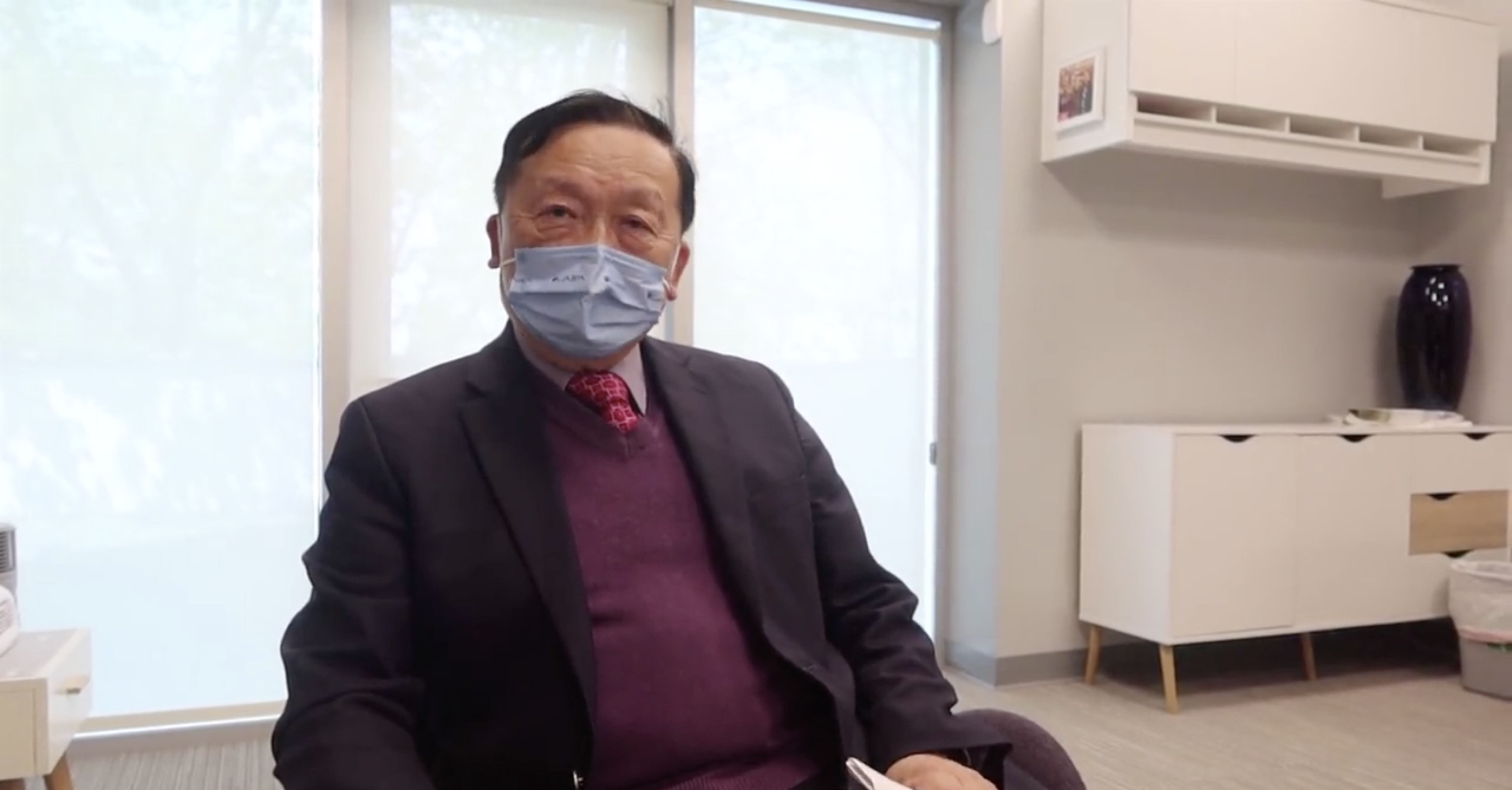 Dr. George Liu Interviewed - Covid19 Positivity Rate Increased