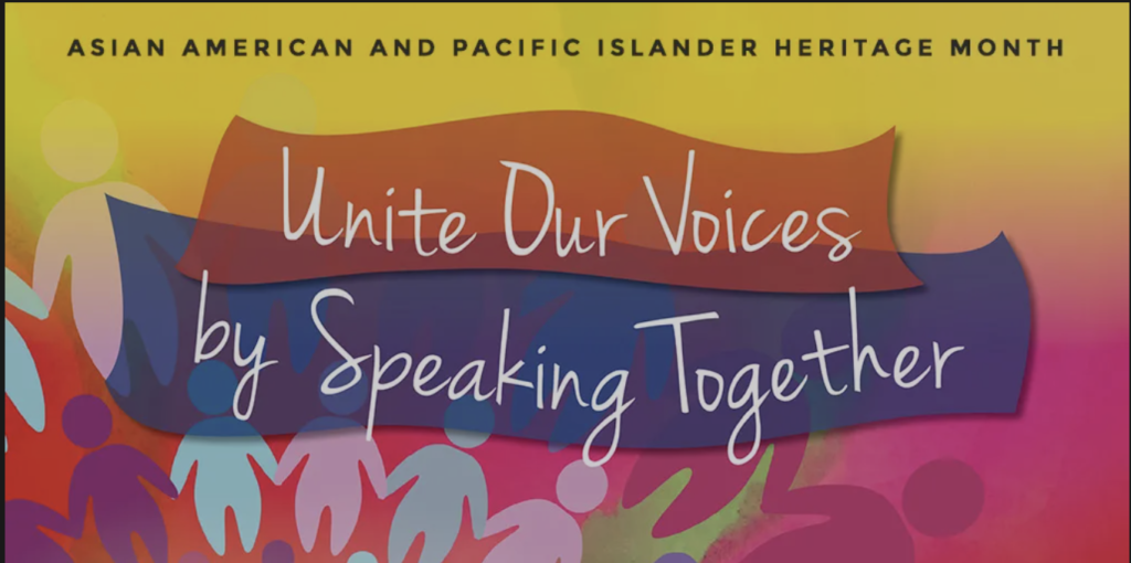 Asian American And Pacific Islander Heritage Month